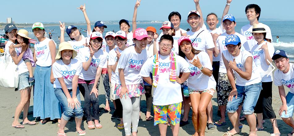 2016.6.18 Ocean's Love@茅ヶ崎<br>こどもたちからのお手紙